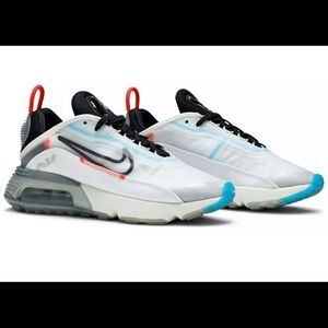 Nike Air Max 2090 Running Shoes CT7698-100 White